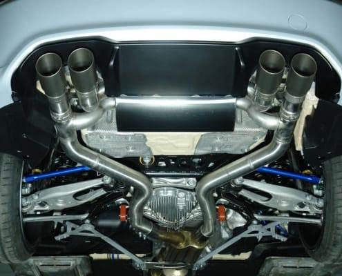 BMW M2 Tuning Sportauspuff