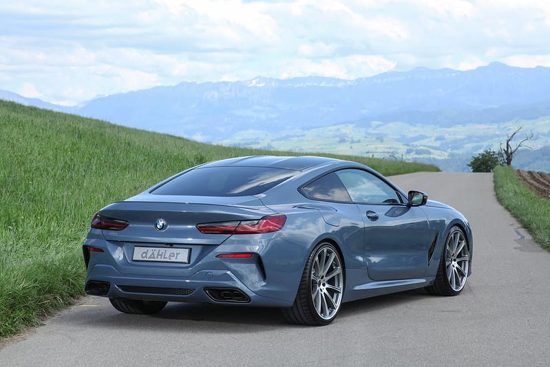 BMW 8 series Coupe Tuning