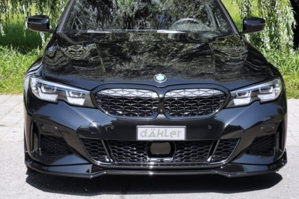 front splitter BMW 3 series G20 G21