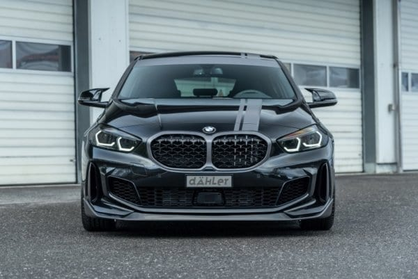 BMW 1 series 128ti tuning M Style Mirror Caps