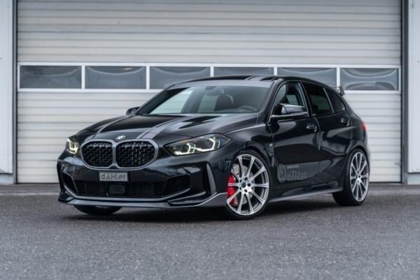 BMW 1 series 128ti Tuning