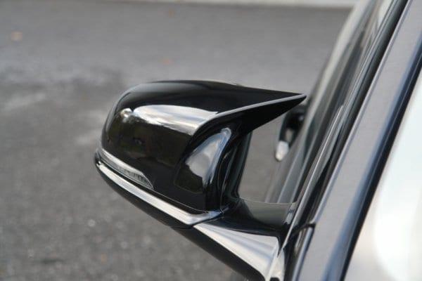 M Style Mirror Caps
