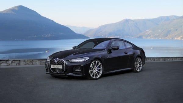 BMW 4 series G22