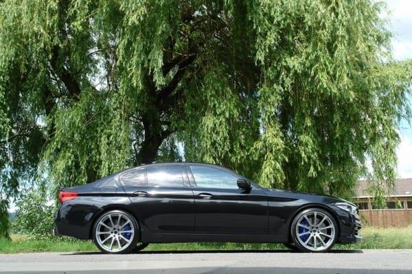 BMW 5 series G30 Sports Spring Set - Lowering Kit