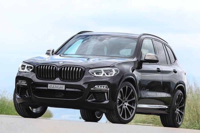 BMW X3 G01 Tuning