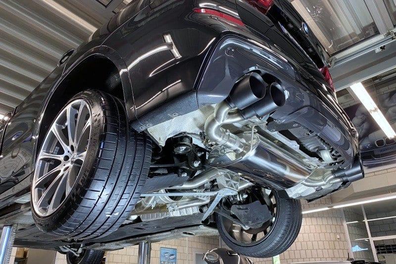 BMW X3 G01 | BMW X4 G02