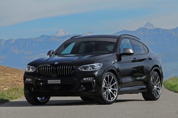 BMW X4 G02 Sports Spring Set - Lowering Kit
