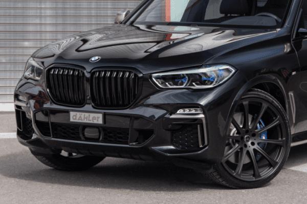 BMW X5 Double Slat Kidney Grille