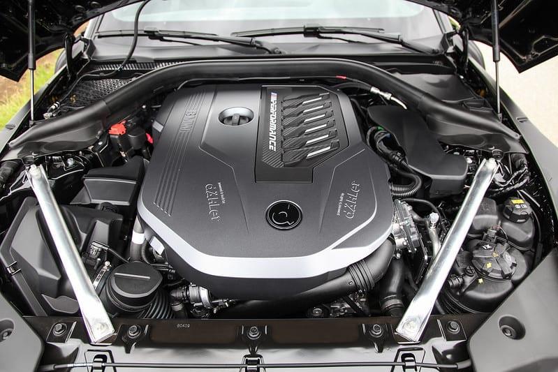BMW M40i engine