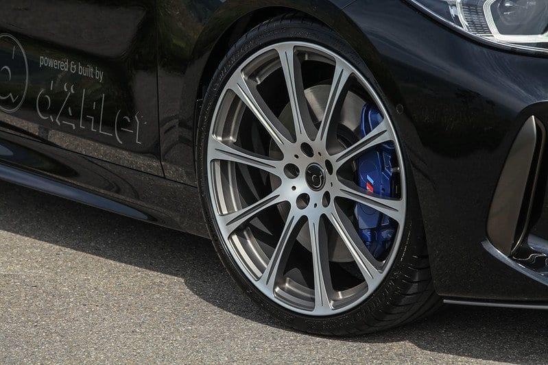 BMW M135i F40 Sports Spring Set - Lowering Kit
