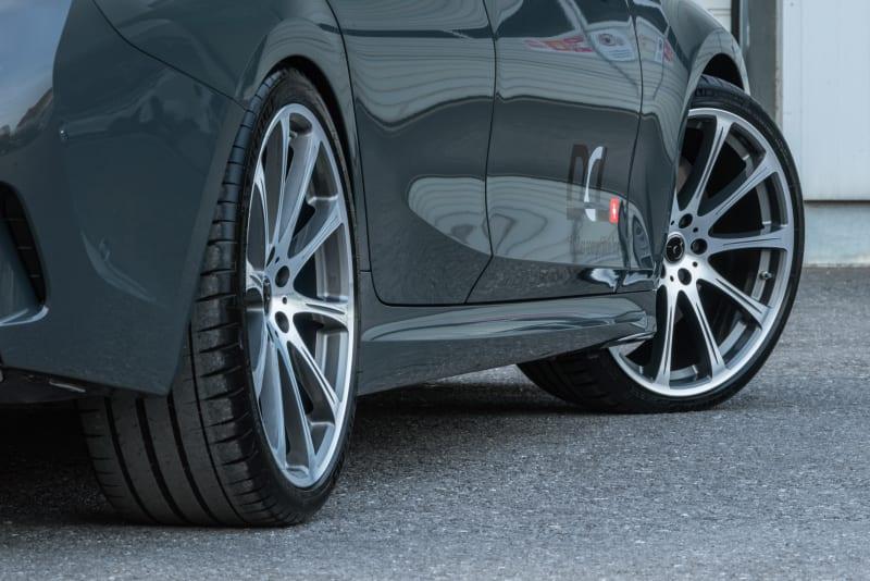 20 inch Forged Wheels