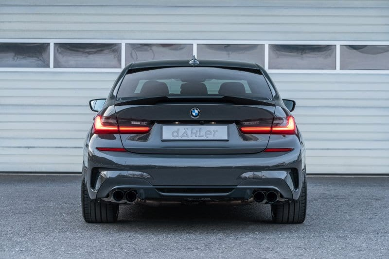 BMW M340i exhaust system Sedan G20 Touring G21