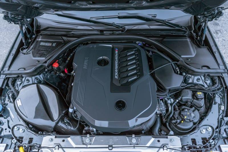 BMW M340i engine | BMW M440i engine | BMW 3 series G20 | BMW 3 series G21