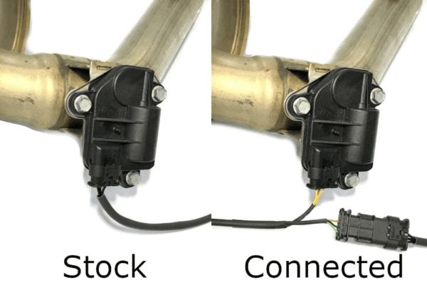 BMW M Exhaust Flap Valve Control