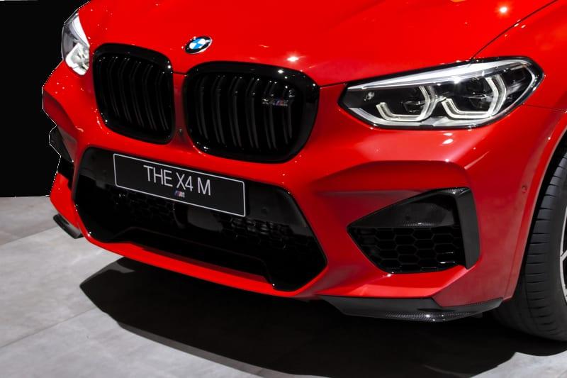 BMW X4 M F98 Tuning