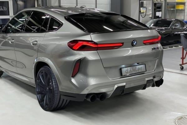 BMW X6 G06 Sports Spring Set - Lowering Kit
