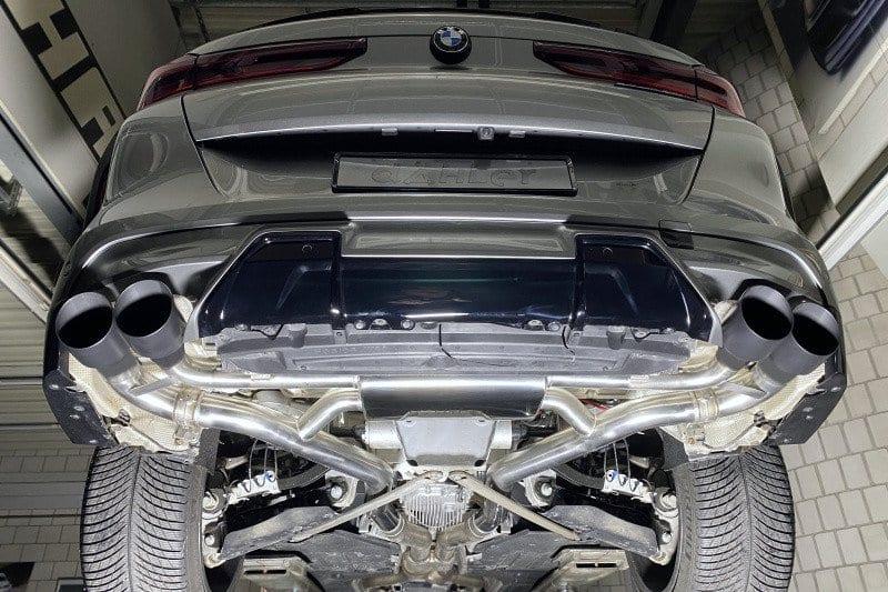 BMW X6 M | X6 M50i exhaust