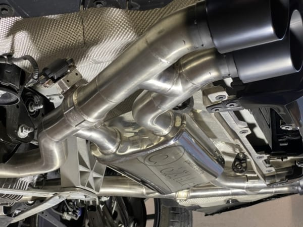 dAHLer Performance Exhaust system for BMW M3 G80 | M8 Competition | M5 Competition F90 | M5 CS