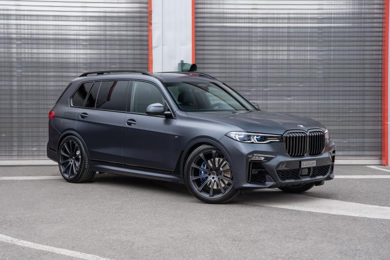 BMW X7 23 inch Forged wheels