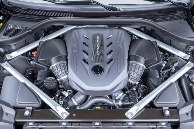 BMW X7 M50i 40i tuning