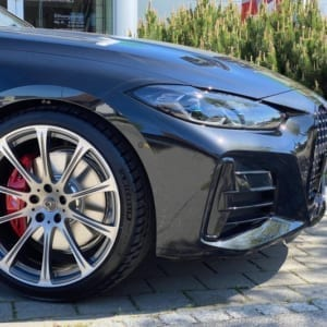 Forged wheels BMW 4 series G23 convertible