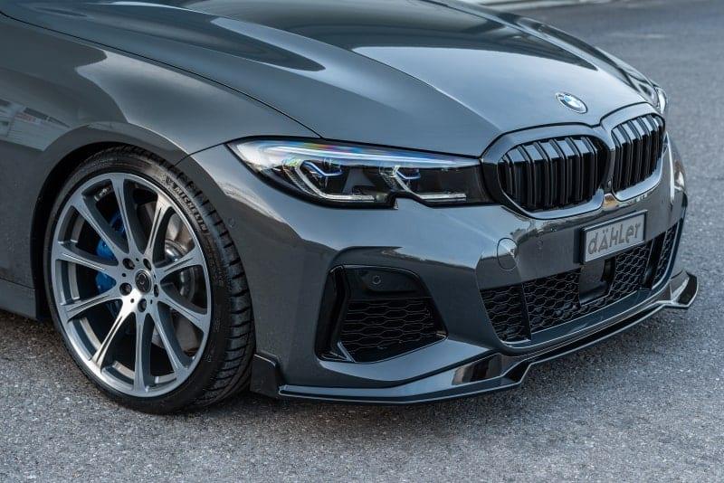 BMW G20 Sedan   Front Splitter   Kidney Grille   Tuning