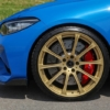BMW M2 CS forged wheels tuning spoiler carbon wheels exhaust