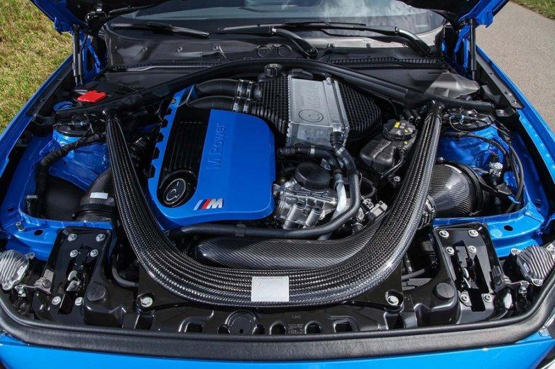 BMW M2 CS engine performance tuning upgrade