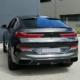 BMW X6 G06 M50i dAHLer cat-back exhaust system tuning