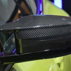 Carbon Mirror Caps BMW G80 M3 G82 M4 Style